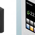 Neues Touch-Bediengerät für SBC Einzelraumregler